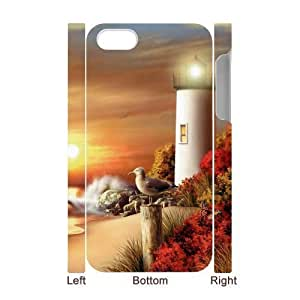 diy phone caseALICASE Diy 3D Protection Hard Case Lighthouse For iphone 6 plus 5.5 inch [Pattern-1]diy phone case
