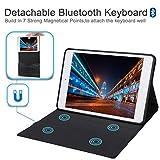 iPad Mini Keyboard Case for iPad Mini 5 2019 5th