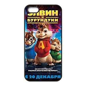 Alvin and the Chipmunks iPhone 4 4s Phone Case BlackH6008362