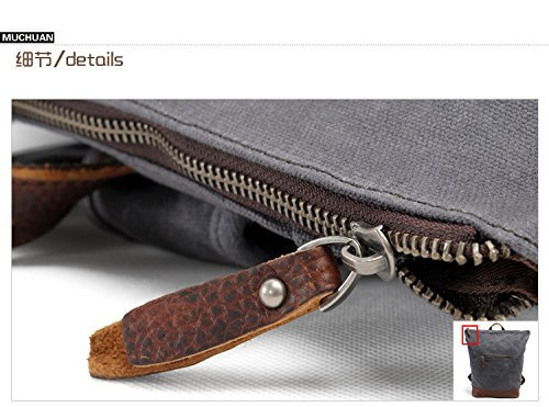 Neu, Retro, Persönlichkeit, Mode, Reisetasche, Rucksack, Schultasche, Segeltuch wasserdichte Tasche, B0074