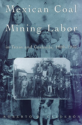 Mexican Coal Mining Labor in Texas and Coahuila, 1880-1930 (Rio Grande/Río Bravo:  Borderlands Culture and Traditions) ePub fb2 book