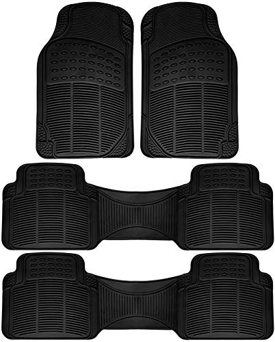 Motorup America Auto Floor Mats  - Fits Select Vehicles Car