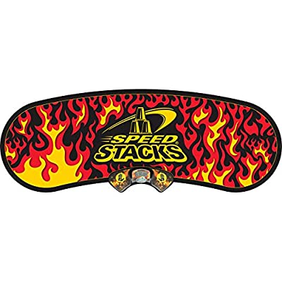 Speed Stacks Competitor - Black Flame (Click for More Colors): Toys & Games