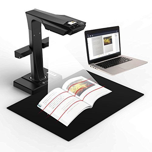 Review CZUR ET16 Plus CZUR Book & Document Scanner with Smart OCR for Mac and Windows