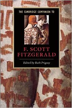 Descargar Torrent De The Cambridge Companion To F. Scott Fitzgerald Paperback Epub Gratis Sin Registro