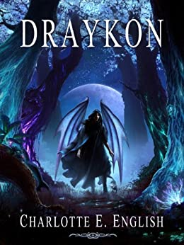 Fantasy book series with dragons