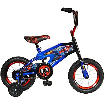Spiderman 12-inch Kids Bicycle by Cycle Force Group