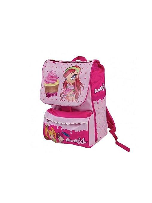3e84819aa5 Winx Pop Pixie Zaino Scuola Estensibile da Giochi PREZIOSI: Amazon ...