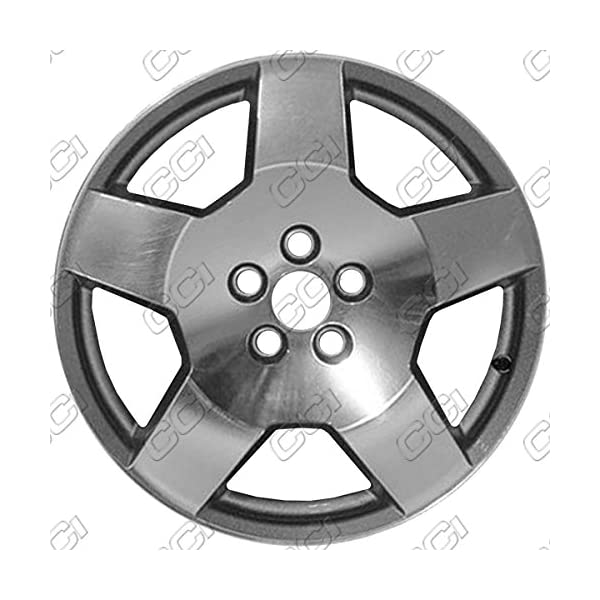 18-Machined-And-Silver-New-OEM-Wheels-for-06-09-CHEVROLET-MALIBU