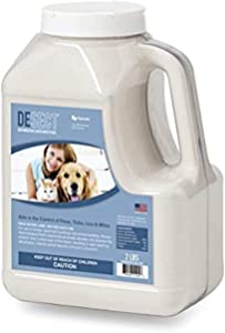 DEsect Diatomaceous Earth Insecticide for Fleas/Ticks on Pets & Home - 2 lbs. (1 gal) [EPA Reg. No. 7655-1, Est. No. 91070-UT-001]