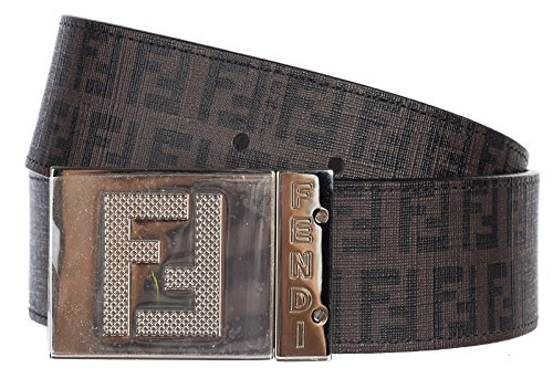 Fendi Leather Belt - 6