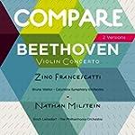 Beethoven: Violin Concerto, Op. 61, Z...
