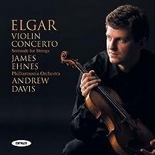 Elgar Violin Concerto - Serenade for Strings