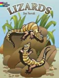 Lizards Coloring Book (Dover Nature Coloring Book)