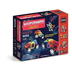 Magformers Wow