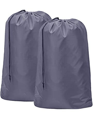 HOMEST 2 Pack 28  x40   Extra Large Travel Nylon Laundry Bag Machine 0ba18ff2ec87c