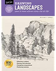 Drawing: Landscapes with William F. Powell: Learn to draw outdoor scenes step by step