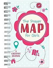 The Prayer Map® for Girls: A Creative Journal