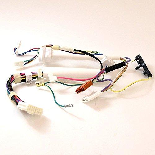 Whirlpool W10884720 Ice Maker Wire Harness Genuine Original Equipment Manufacturer (OEM) Part