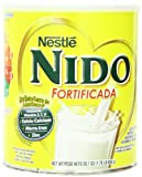 Nido Nestle Instant Dry Whole Milk Powder, Fortificada, 1.76 Pound Can