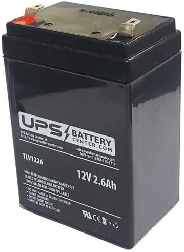 Compatible with ION Audio Solar Stone Wireless Speaker Replacement Battery  by UPSBatteryCenter