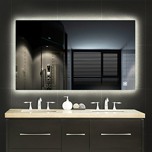 Hans & Alice LED Wall Mounted Mirror