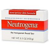 Neut Acne Clns Bar Size 3.5z Neutrogena Acne Facial Cleansing Bar