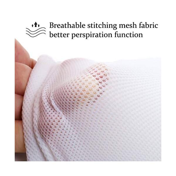 Arcweg Manicotti Braccia UV Protezione Elastici Raffreddamento Braccio a Compressione Anti Scivolo Asciugatura Rapida… 3 spesavip