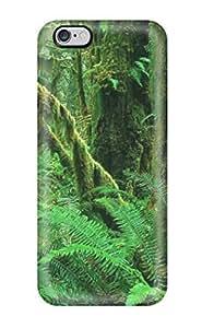 Hot Design Premium BpMzZjL4277zMRKl Tpu Case Cover Iphone 6 Plus Protection Case(earth Forest)