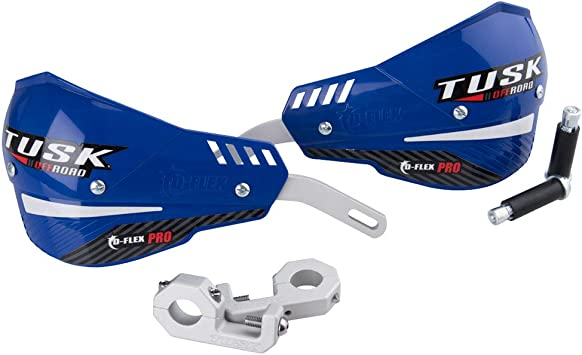 "Tusk D-Flex Pro Handguards Green 1 1//8/"" Bars"