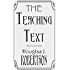 THE Teaching Text (You're Welcome)