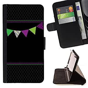 Jordan Colourful Shop - black diamond pattern For Apple Iphone 5C - Leather Case Absorci???¡¯???€????€??????????&fn