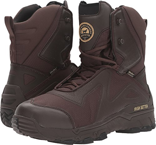 (Irish Setter Men's Vaprtrek LS 821 600 Gram Hunting Boot, Brown, 9 D US)