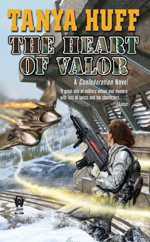 book cover of The Heart of Valor