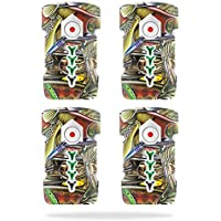 Skin For DJI Inspire 1 Drone Battery (4 pack) – Fish Puzzle | MightySkins Protective, Durable, and Unique Vinyl Decal wrap cover | Easy To Apply, Remove, and Change Styles | Made in the USA
