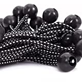 Kotap BB-6B Ball Bungee Cords with Elastic String