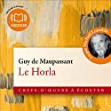 Le Horla Audiobook by Guy de Maupassant Narrated by Michaël Lonsdale