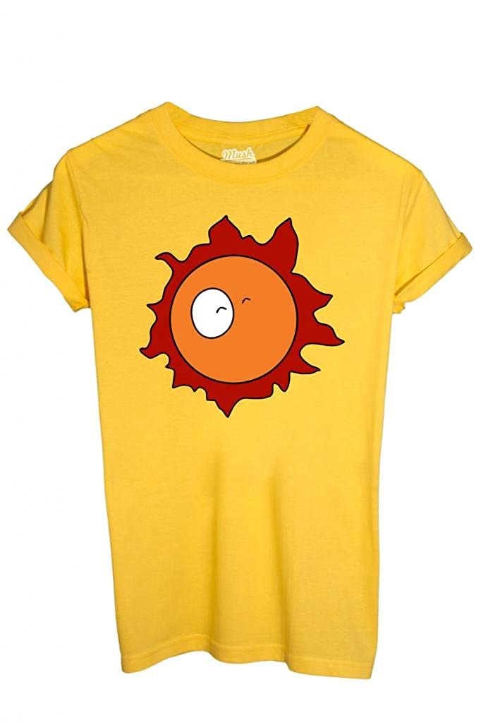 MUSH T-SHIRT SOLE POLLON-CARTOON by Dress Your Style