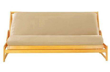 magshion  fit 8 10 inch futon mattresses futon cover slipcover  queen  60x80 amazon    magshion  fit 8 10 inch futon mattresses futon cover      rh   amazon