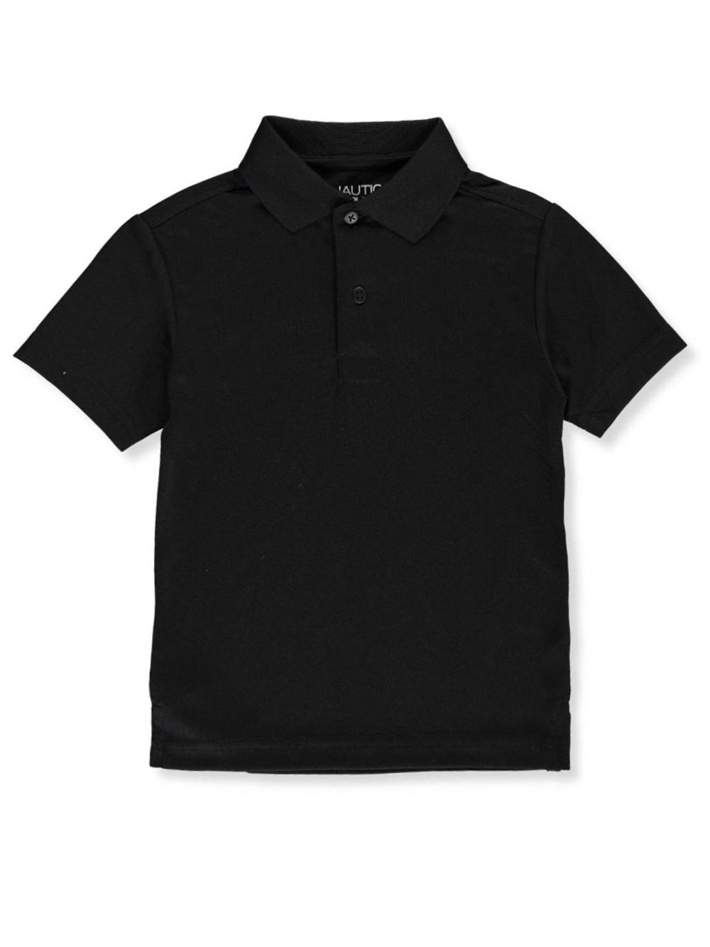 Nautica Little Boys' S/S Moisture Wicking Performance Polo