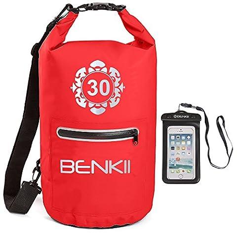 Dry Bag Sack, Waterproof bags for Kayaking, Compression kayak fish bag for Boating, Fishing, Swimming, Camping and - Black Label Duffel
