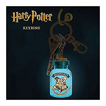 Abysse Corp-GIFPAL189 Harry Potter Llavero, Color azul ...