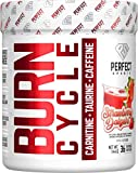 Burn Cycle Ultra Concentrated Fat Burner, Strawberry Daiquiri, 144g, 30 Count