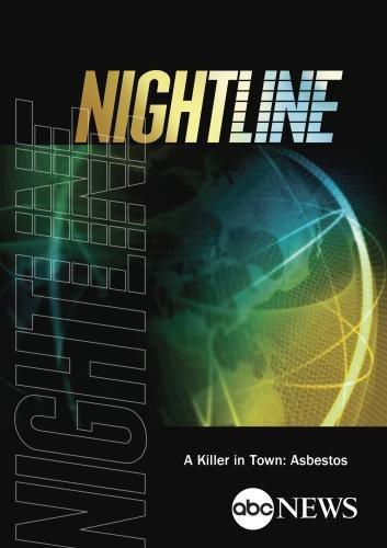 ABC News Nightline A Killer in Town: Asbestos (2 DVD set)