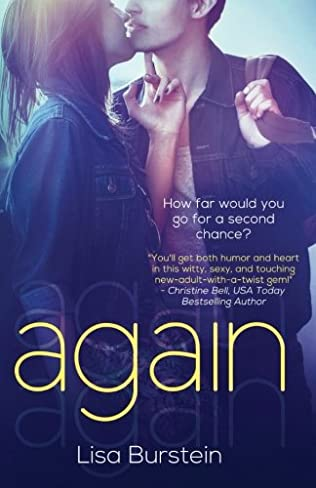 book cover of Again