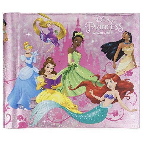 DisneyParks Princess Live Your Dream Memory Autograph Photo Book