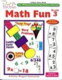 Math Fun Grade 3, Dawn Talluto Jacobi, 0887244416