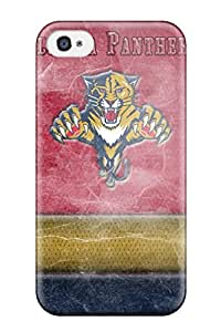 Hot New Florida Panthers (3) Case Cover For Iphone 4/4s With Perfect Design