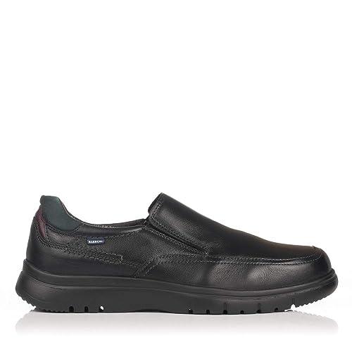BAERCHI 5054 Zapato Mocasin Piel Hombre: Amazon.es: Zapatos y complementos