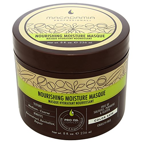 macadamia oil mask - 7